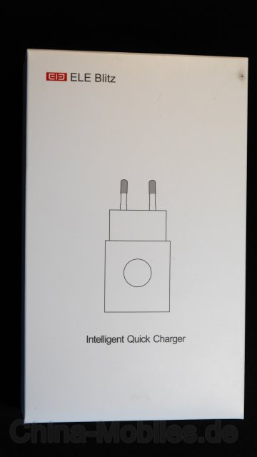 ELE Blitz  30W 2-Port USB Charger - Ein Steckerladegerät mit Qualcomm QC 3.0 Port im Test