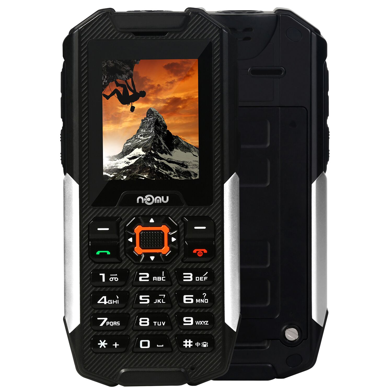 Nomu T10 Review - Ein IP68 Phone mit einfacher Telefon-Tastatur im Test