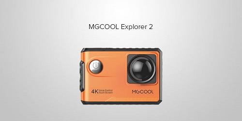 MGcool Explorer 2 Action Cam geleakt