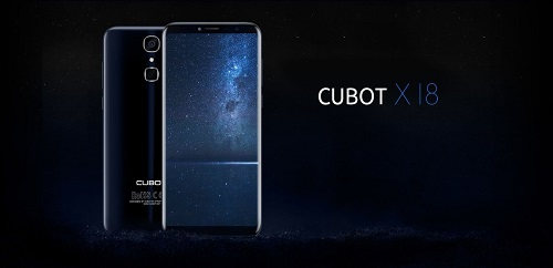 Cubot X18 - Low Budget Version im 18:9 Format - MT6737T und 5.7 Zoll