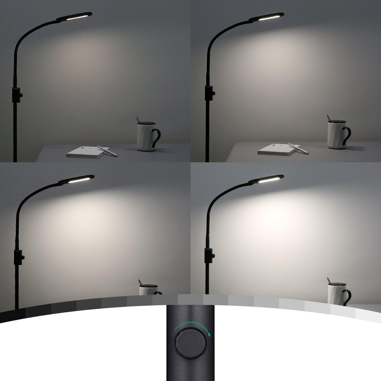 Aukey® LT-ST34 // Review // LED Floor Lamp - 6.5W LED Standlampe im Test
