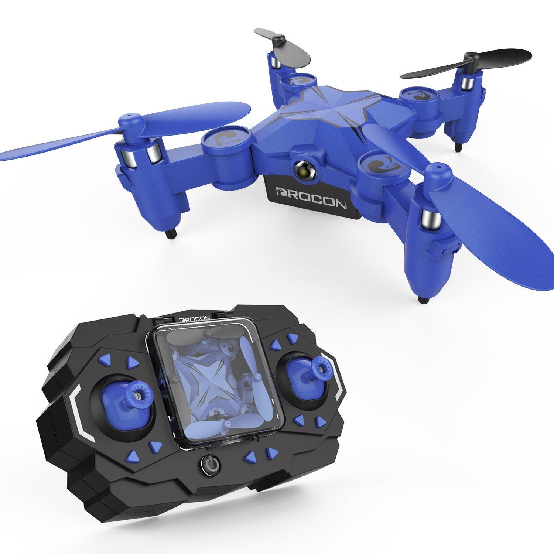 DROCON Scouter 901H - Faltbare Mini Drone - Eine Quadrocopter Drohne für Kinder