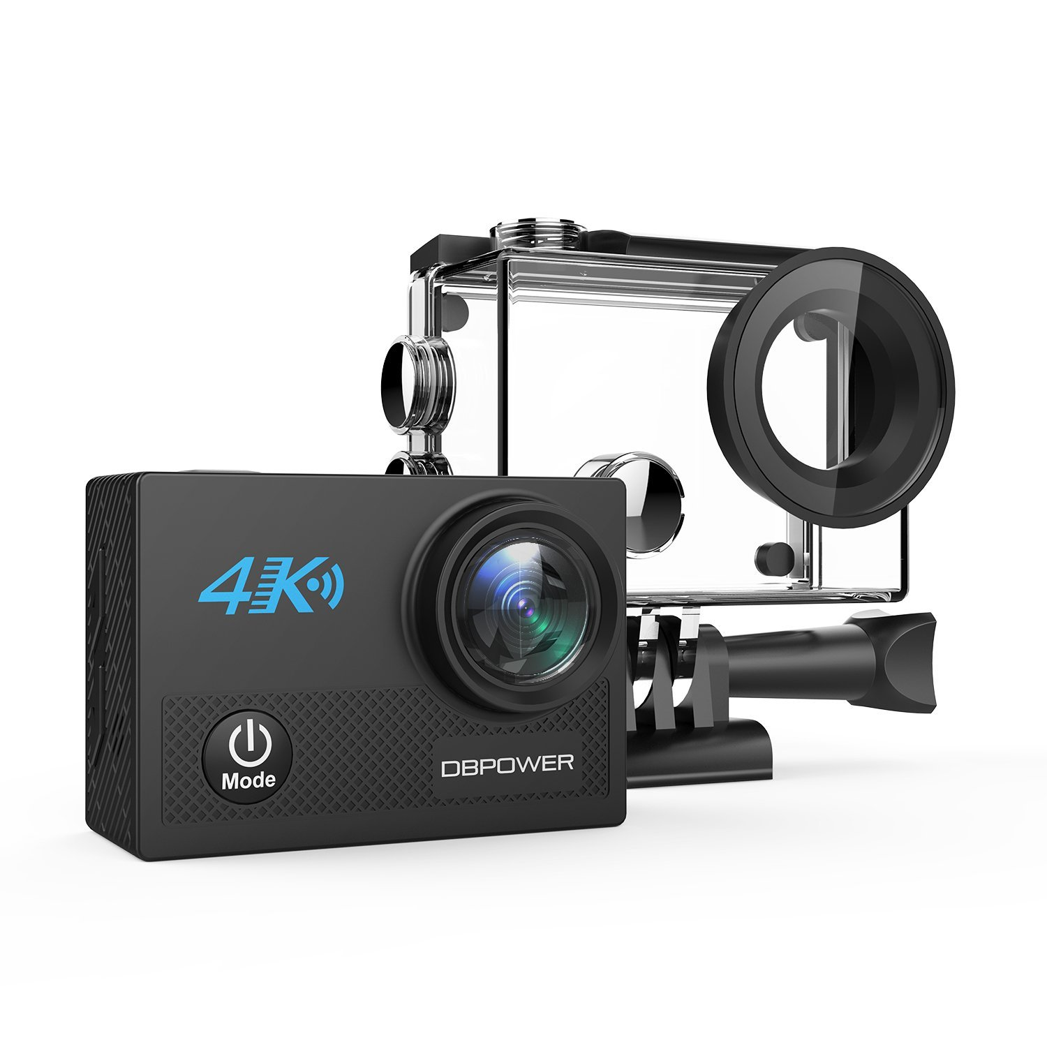 DBPOWER N5 4K Action CAM // Review // Eine Action CAM mit Wi-Fi im Test