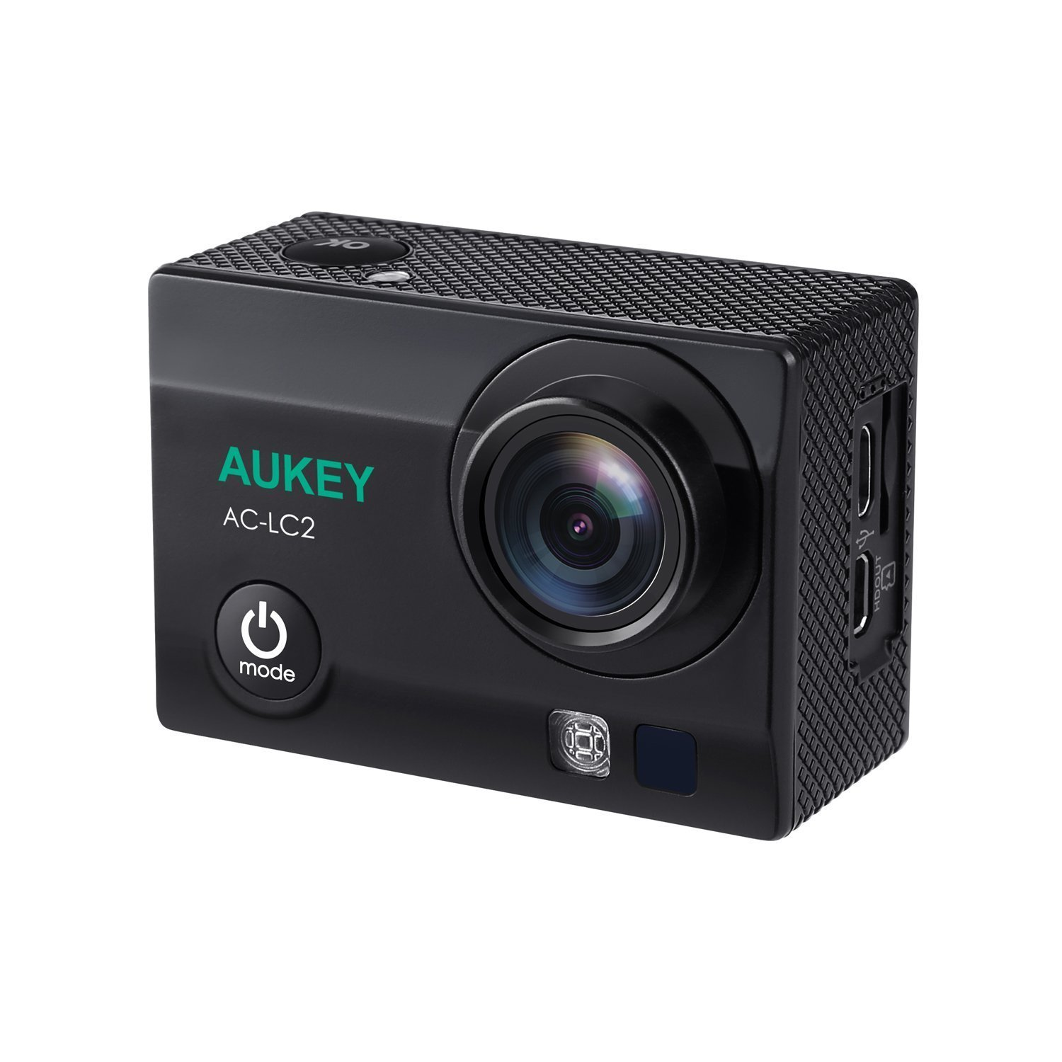 Aukey®  AC-LC2 Review - 4K Action CAM - Eine Action CAM mit Wi-Fi im Test
