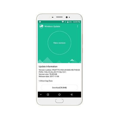 Uhans veröffentlich erstes großes OTA Update mit größeren Verbesserungen für das Max2
