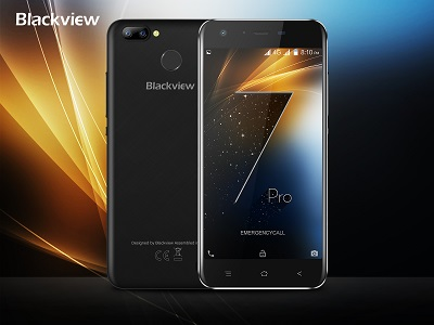 Blackview bessert beim A7 nach und bringt die Pro Version mit leicht flotterem Prozessor und Band 20 auf den Markt!