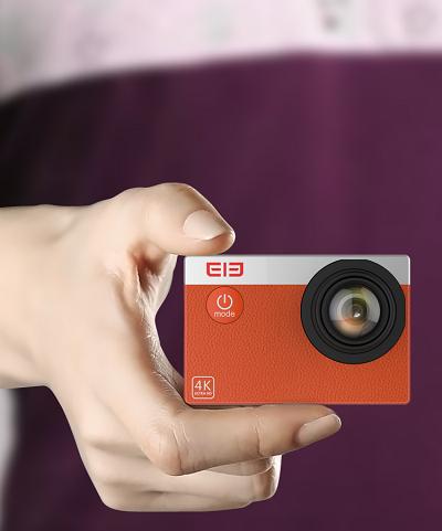 Elephone bringt mit der Explorer S eine weitere Action Cam auf den Markt