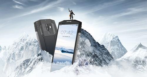 Blackview BV9000 Pro könnte das erste Outdoor Smartphone im 18:9 Format werden.