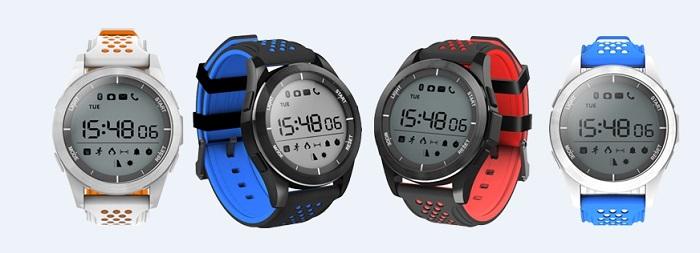 No.1 F3 Vorverkauf ist gestartet - IP68 Smartwatch für 18€ erhältlich