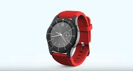 NO.1 G8 - Eine weitere Sport Smartwatch mit SIM-Funktion