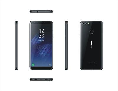 Das Ulefone F2 schickt sich an, das erste Smartphone mit Infinity Display und 8GB RAM zu werden