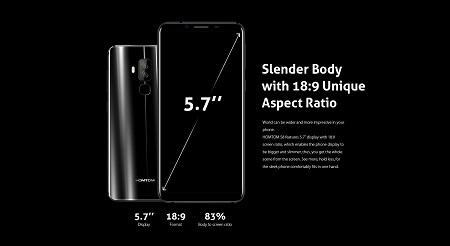 HOMTOM S8 - Weiterer Nachschub für den Samsung Galaxy S8 Nachbau!