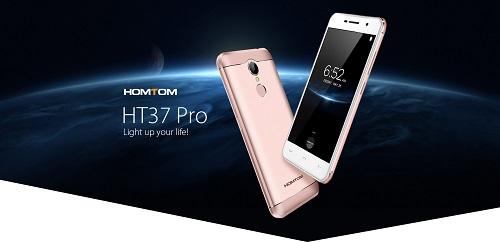 Homtom bringt mit dem HT37 Pro eine verbesserte Version des Vorgängers auf den Markt