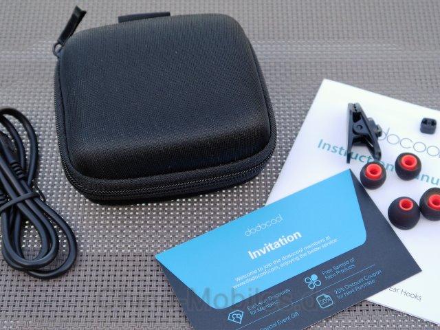 dodocool DA134 In-Ear Headset - Test
