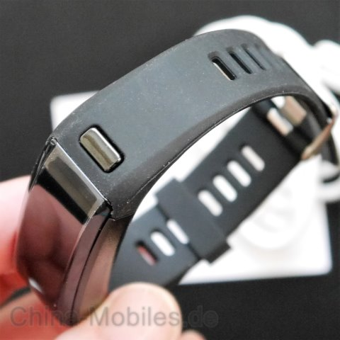 DT No.1 F1 Review - Fitness Armband im Test