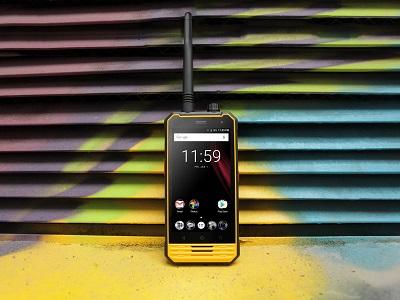 Vielseitig wie ein Schweizer Taschenmesser - Outdoor, Walkie Talkie und Anschluss einer externen Kamera beim T18 von Nomu