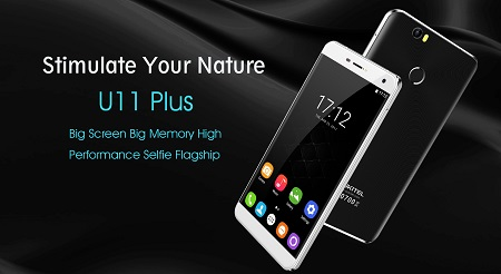 Oukitel U11 Plus Spezifikationen veröffentlicht - MT6750T