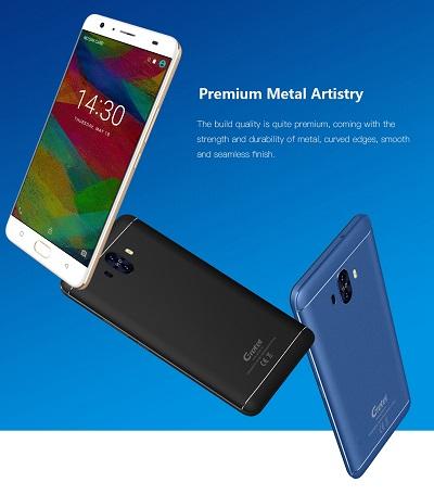 Gretel GT6000 Start des Vorverkaufs für das 6000mAh Smartphone für 100€