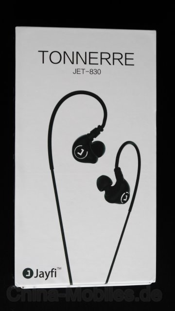 Jayfi  TONNERRE JET-830 Review - Ein Kabel Headset im Test - iPhone, Samsung kompatibel