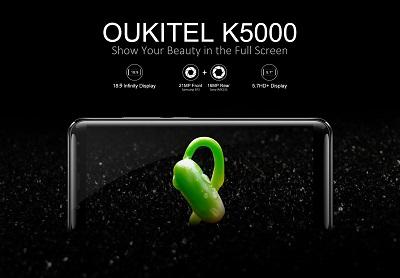 Oukitel K5000 Leak - Neuer Nachschub für die K-Serie