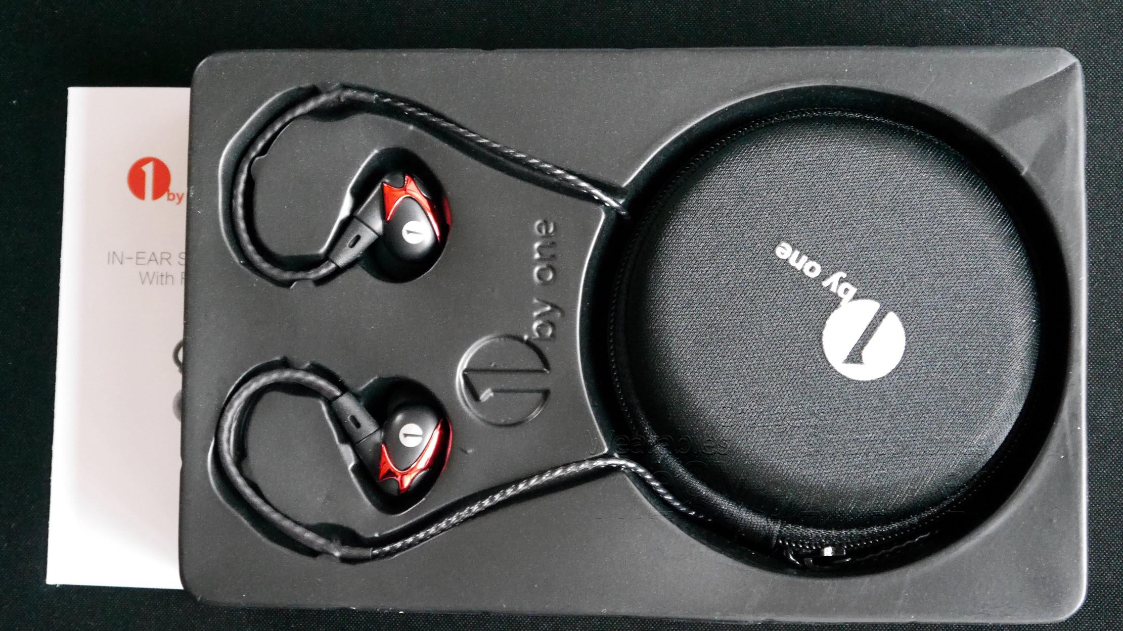1byone® in-ear Sports Headphones // Review // - Ein Sport Headset im Test