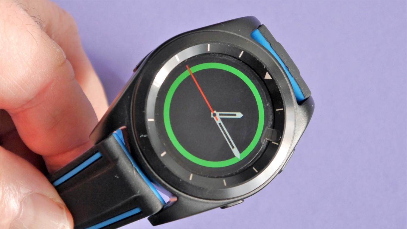 No.1 G6 Smartwatch // Review // - Eine praktische Smartwatch im Test - Das Detail