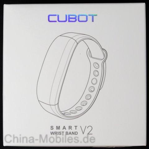 Cubot V2 Review Smart Fitness Bracelet - Ein Fitness Armband im Test