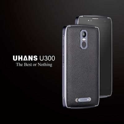 Uhans mit einem Belastungstest für das U300