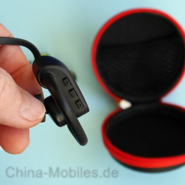 AXGIO Vigour 2  Review - Bluetooth 4.1 Sport in-ear Kopfhörer  im Test
