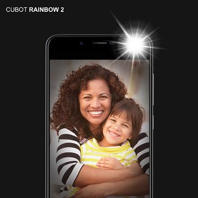 Cubot Rainbow 2 mit Code für 69,99€ bei Amazon erhältlich !