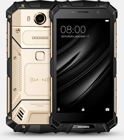 DOOGEE S60 // Review // - Ein Outdoor IP68 5.2 inch Helio P25 Smartphone im Test