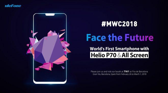 Ulefone T2 Pro – Das erste Smartphone mit dem Helio P70