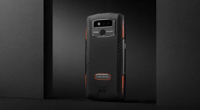 Leagoo XRover – Optisch gefälliges Outdoor Smartphone ab April für 270€ erhältlich.