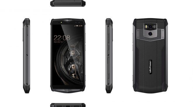 Ulefone Power 5 kommt mit einem 13.000mAh Akku – erste Bilder