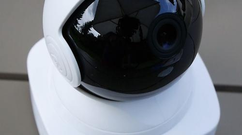 YI-Cloud Dome Camera