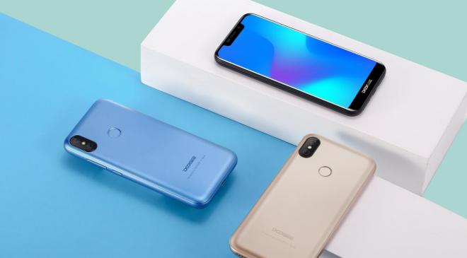 iPhone X für nur 7% des Preises – Doogee X70 für nur $69.99 usd – Die Fortsetzung der Klassik Line Modellreihe