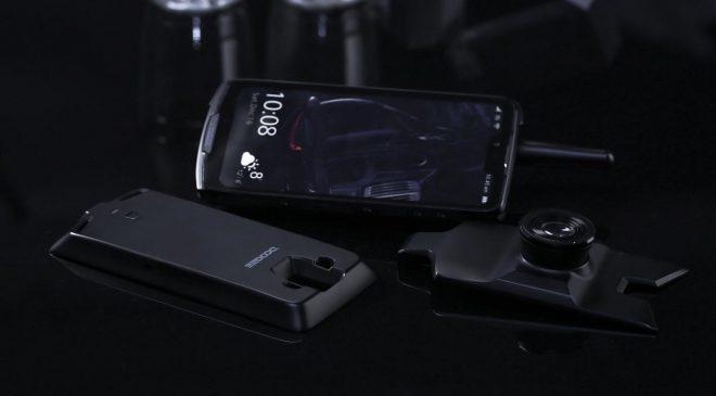 DOOGEE startet mit dem DOOGEE S90 die modulare Smartphone-Ära
