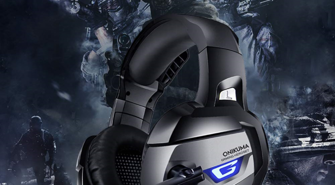 Flash Sales für Onikuma Gaming Headsets – 20% Rabat bei Amazon