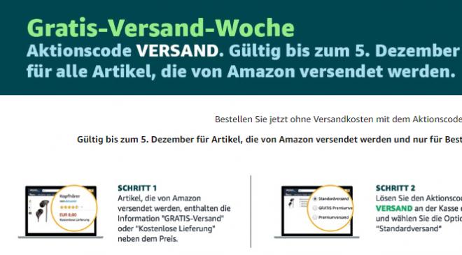 Gratis-Versand-Woche bei Amazon bis 5. Dezember auch für UMIDIGI Z2 Pro