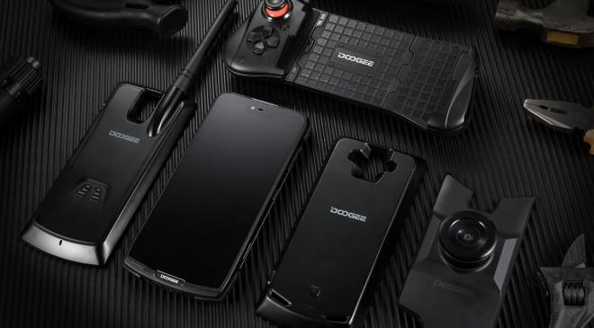 DOOGEE S90 Gaming Modul – Alles, was man sich für das Spielen wünscht