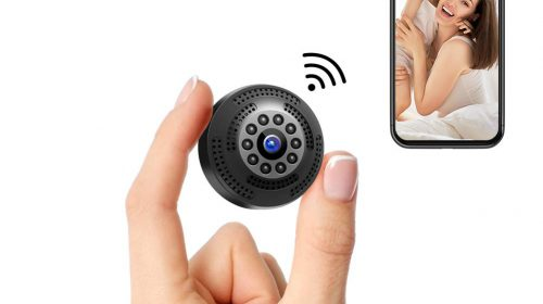 Victure PC240 Mini Wi-Fi Camera