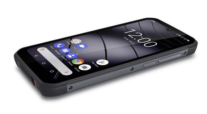 Gigaset GX290 – Ein robustes Smartphone aus Bocholt