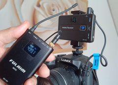 FULAIM  MX10: Drahtloses Lavalier Micro Set im Test