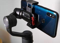 ZHIYUN Smooth-Q2 Testbericht: Ein Smartphone Gimbal im Taschenformat