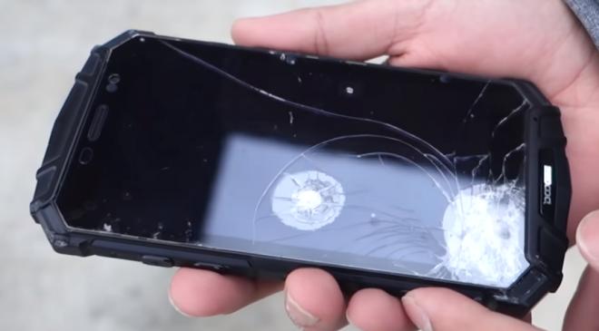DOOGEE 's Outdoor Smartphones unter Beschuss!