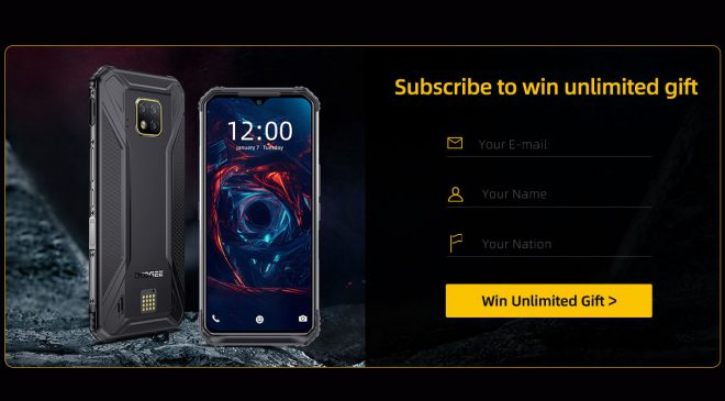 Doogee S95 – Promotion & Giveaway