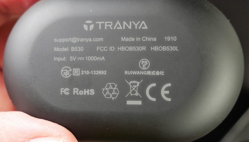 TRANYA B530