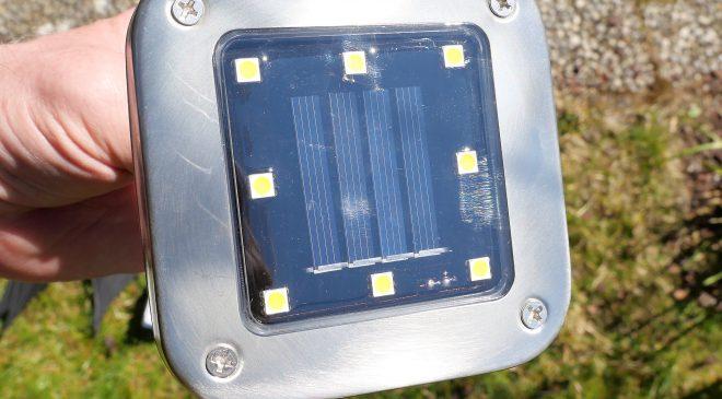 Mitening Solarleuchten