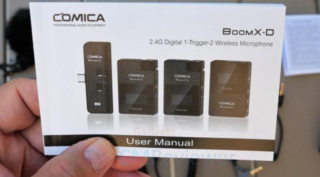 Comica BoomX-D D2