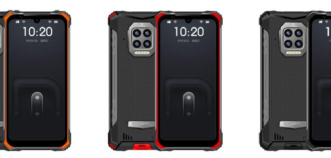 DOOGEE stellt das robuste S86-Smartphone mit einer 16MP AI-Quad-Kamera und 8500mAh-Akku vor